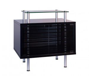 Тумба Brio Cabinet черная